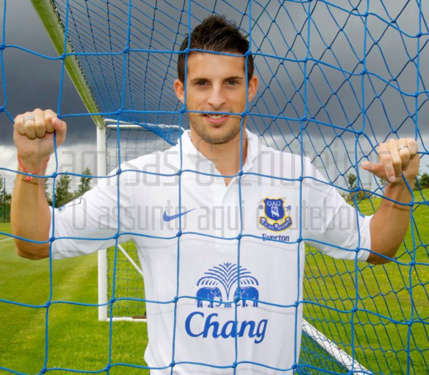 Everton 3e Shirt 2012/2013