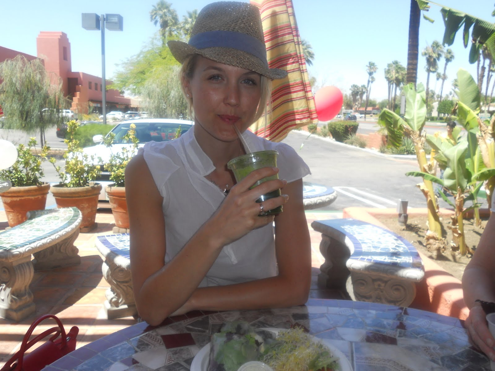 Nature S Cafe Palm Springs