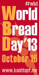 World Bread Day'13