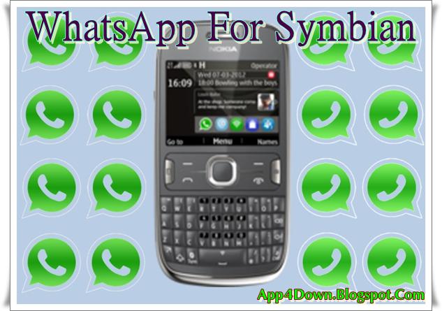WhatsApp 2.11.885 For Symbian