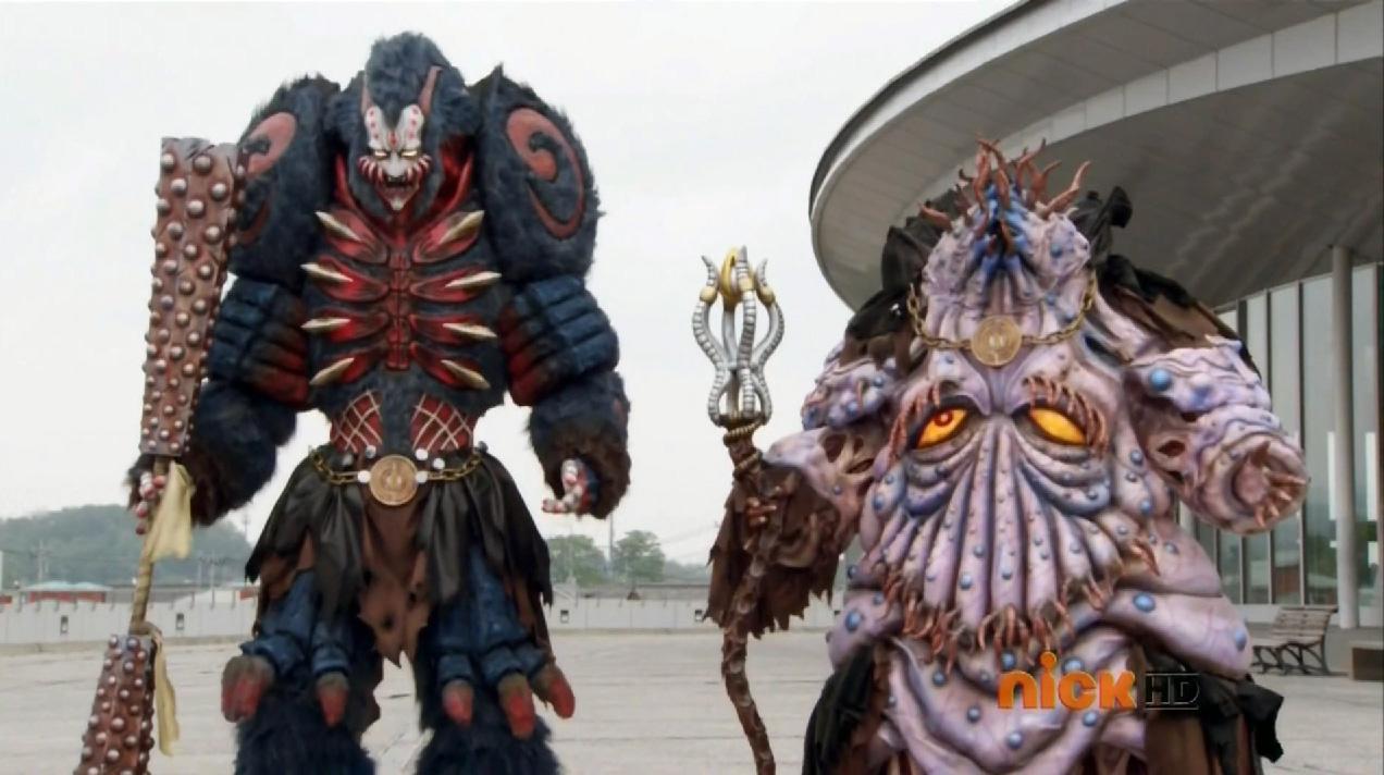 ranger critiques power rangers megaforce villains review