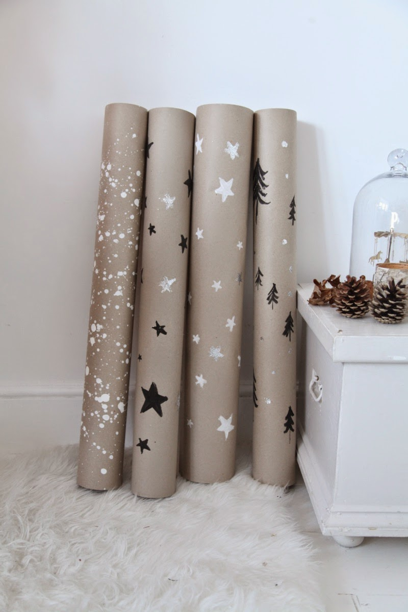 hand-drawn-wrapping-paper