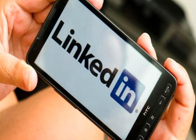 LinkedIn en los dispositivos móviles