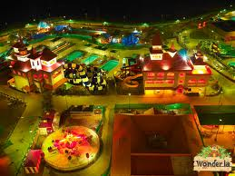 Wonderla Amusement Park In Bangalore Tourist Places