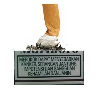 berhenti dari kebiasaan buruk merokok