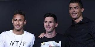 Messi Belum Sejajar Dengan Pele dan Maradona