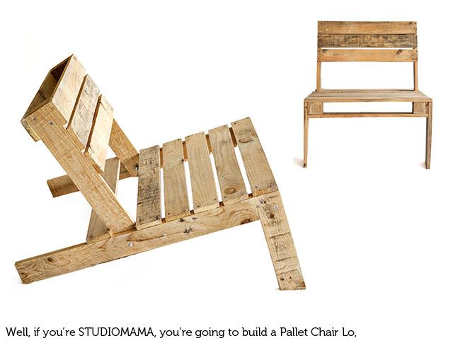 Populaire Come costruirsi una panchina con i pallet | BLOSSOM ZINE BLOG SM21