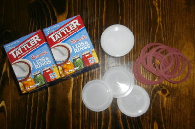 Tips for Canning with Tattler Reusable Lids