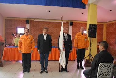 Germán Gómez Mora asumió la presidencia de Protección Civil Mérida
