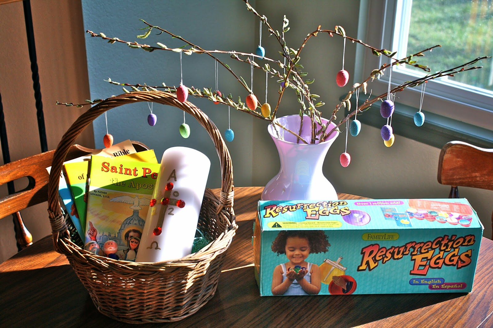 April 2014 catholic missionary family ideas for celebrating the season of easter negle Images