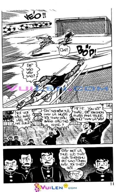 Jindodinho - Đường Dẫn Đến Khung Thành III  Tập 6 page 11 Congtruyen24h