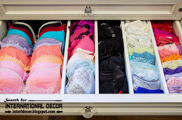 filling cabinet, orgainzing underwear, organize filling cabinet and wardrobes