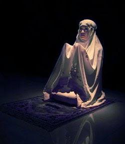 berdoa, mendoakan, di doakan
