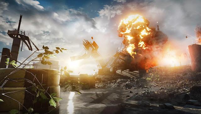 Battlefield 4 - Key Bindings Fix