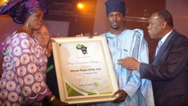 Footballer Emmanuel adebayo ejects his mum out of his house because she is using supernatural powers on him