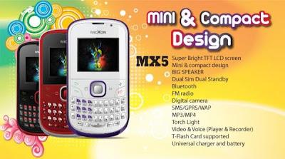 Download Firmware Micxon MX5