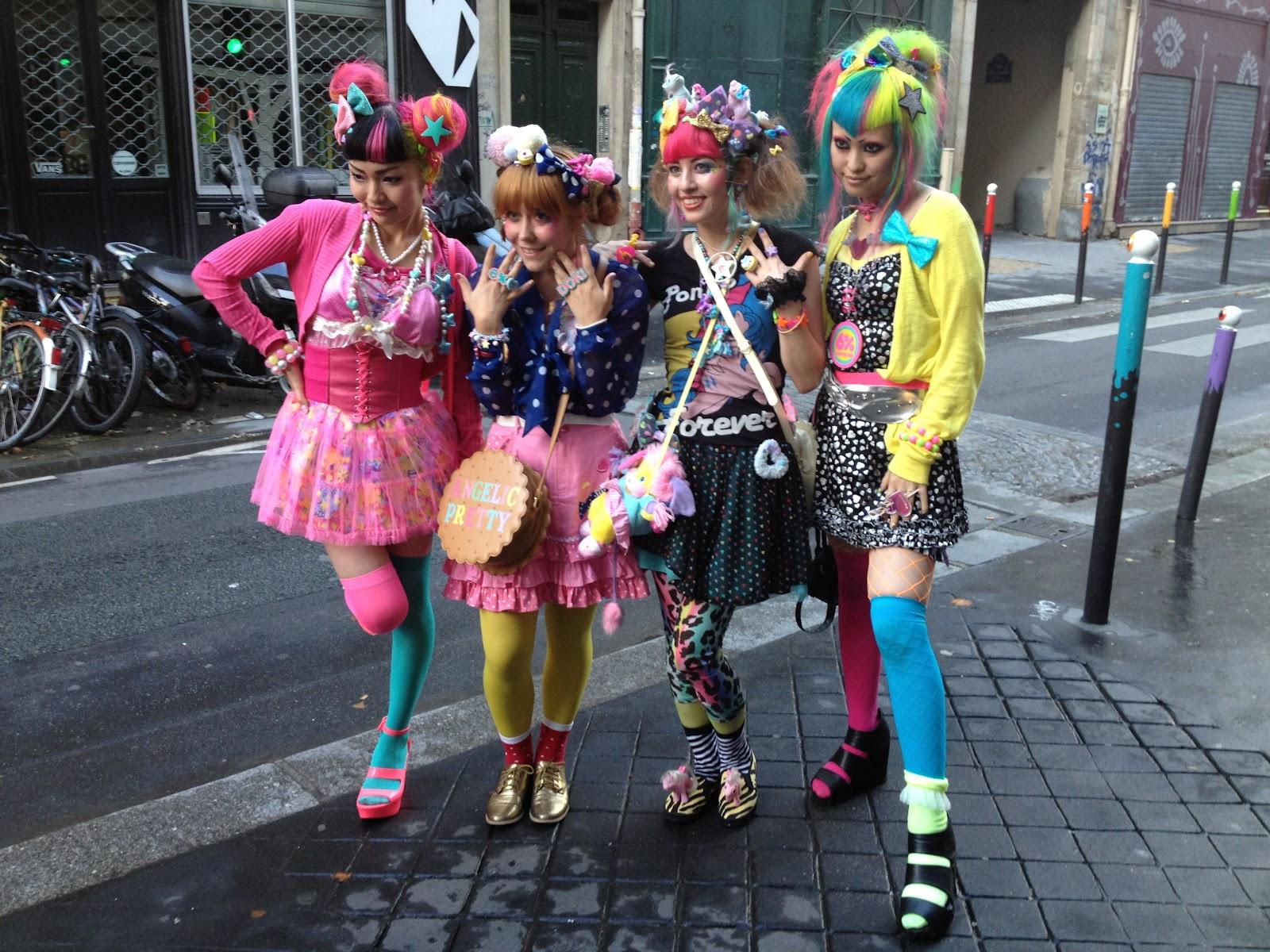 Mode kawaii - Mode japonaise paris ...