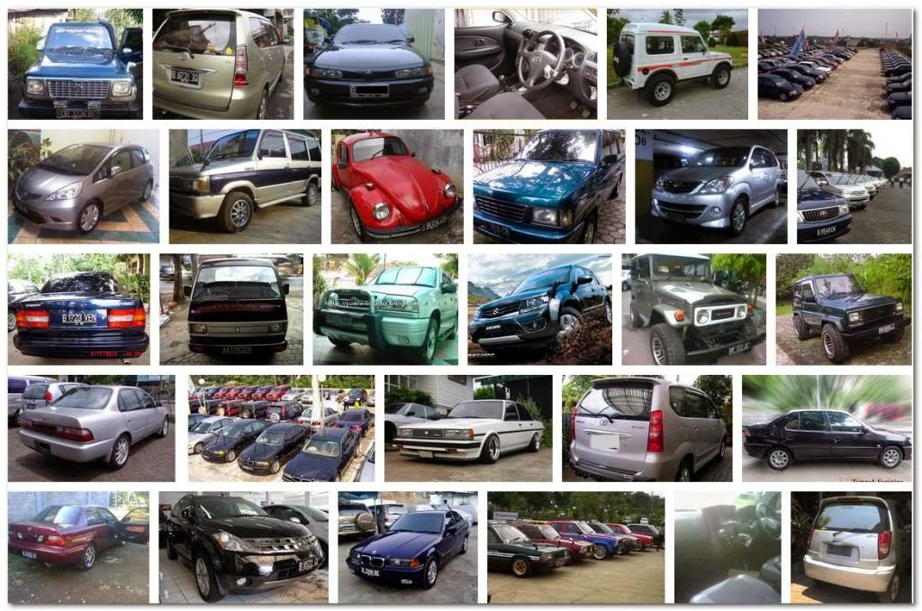 Iklan Jual Beli Mobil Wilayah Bontang
