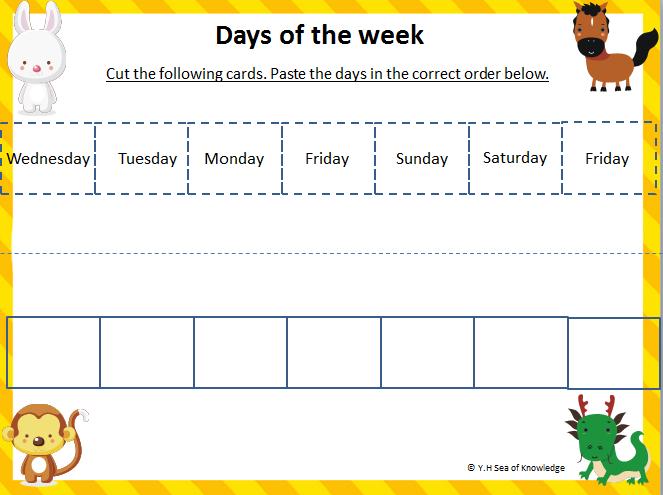Sea of Knowledge: Freebie of the Week 2!