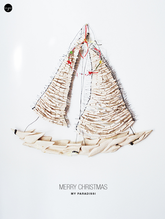 Merry Christmas by My Paradissi