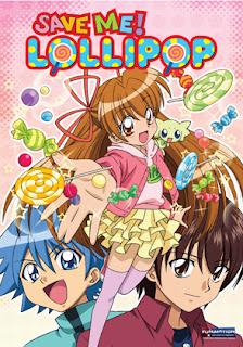 Anime Save Me Lollipop