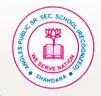 Angels Public School Shahdara Logo