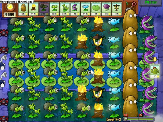 free plants vs zombies game