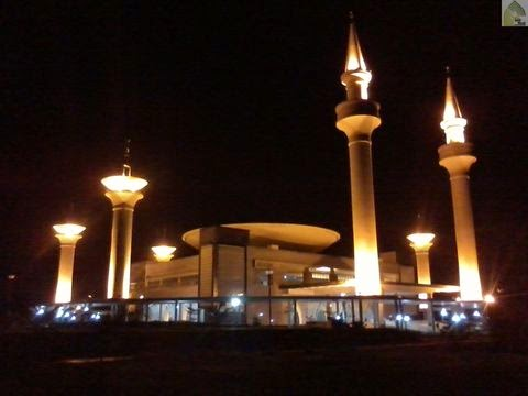 Foto Masjid Al Abrar Islamic Center Tabalong