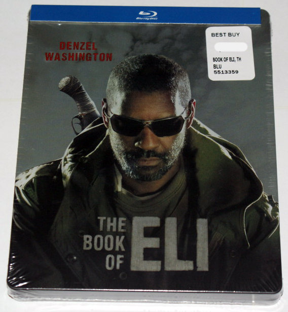 May The 4th Be With You Exclusives: Blu-ray & DVD Exclusives: The Book Of Eli: Best Buy