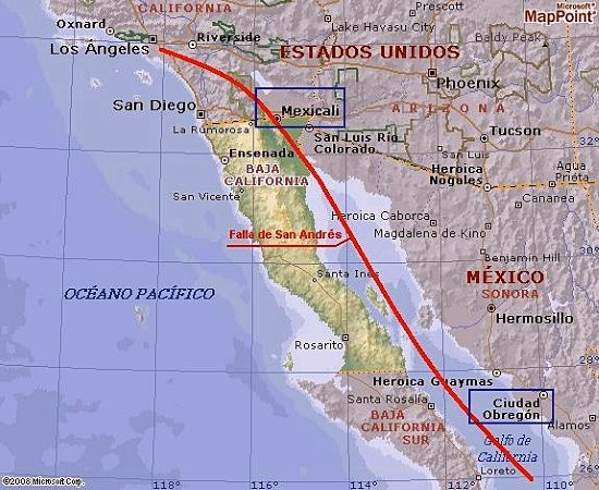 FALLAS BLOQUE 3 Mapa_baja_california+%25282%2529