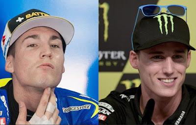 Kakak beradik ini Bukan Lagi Saudara Kala di Lintasan Balap MotoGP