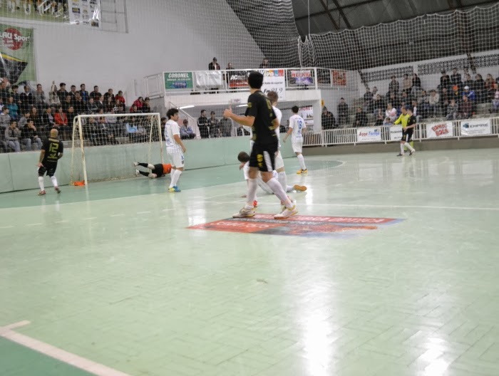 Futsal SLO/Casa do MDF esta na final da Copa Ric Record