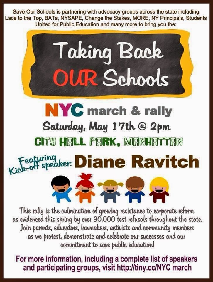 Taking Back Our Schools
