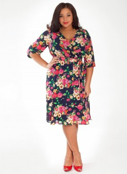 Plus size womens clothing