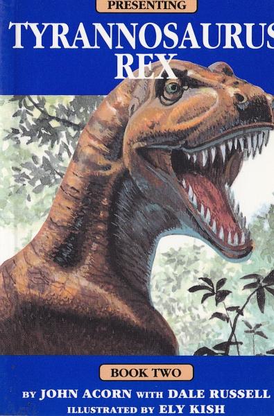 Vintage Dinosaur Art: Presenting Tyrannosaurus rex