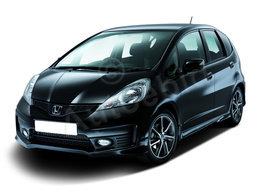 Best Car Wallpaper Honda Jazz Special Edition Black