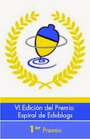 1er Premio blog primaria 2012