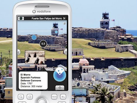 Aplicaciones de realidad aumentada para iphone