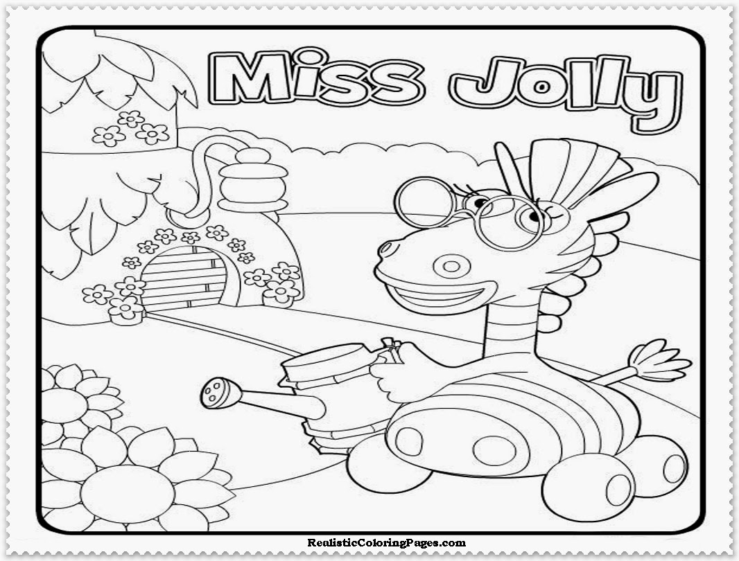 jungle junction coloring sheets to print out - Jungle Junction Coloring Pages