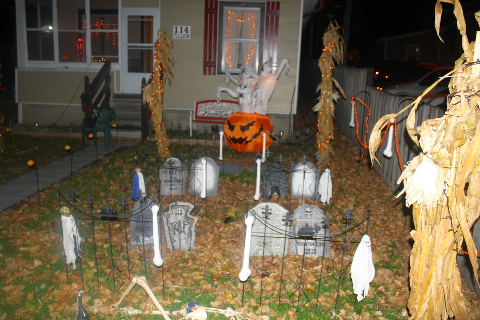 Dominik S Highschool Year In America Halloween