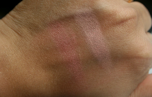 Lancome In Love Spring 2013 Collection - Blush In Love in 10 Pêche Joue-Joue Swatch