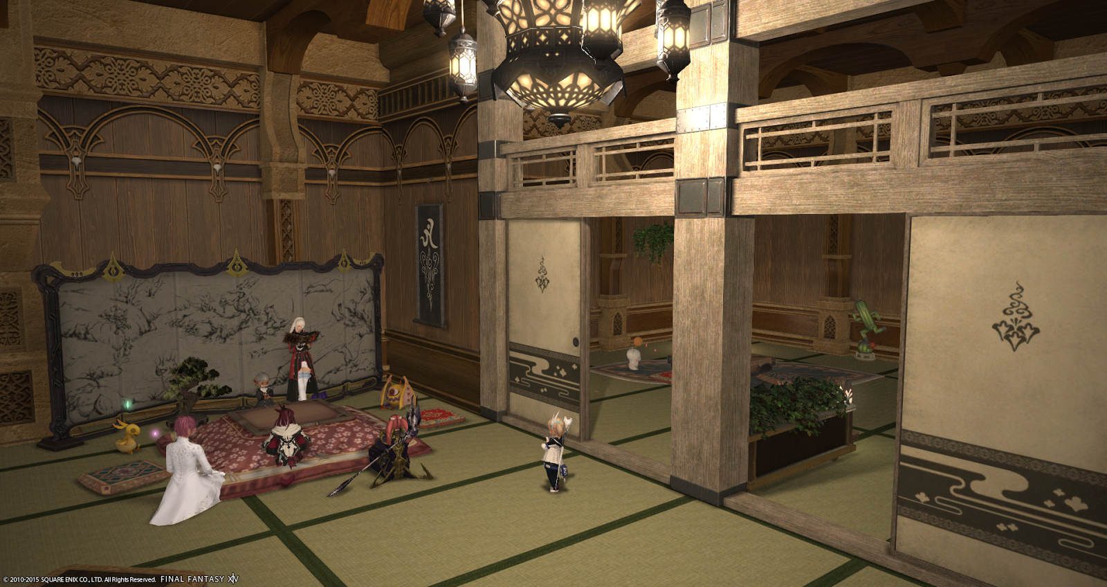 Japanese Themed Room A Tank And A Healer 25 New Japanese Themed Furnitures