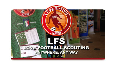 LFSCOUTING APP, ENRICO AMORE LFS SCOUTING, APPLICAZIONE SCOUTING, TALENT SCOUT APP,