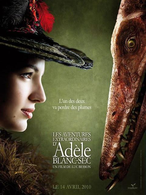 [HD] [มาสเตอร์] The Extraordinary Adventures of Adele Blanc-Sec พลัง อะเดล ข้ามขอบฟ้า โค่น 5 มหาภัย [YouTube] [Sound TH] [Sub No] - ดูหนังใหม่,หนัง HD,ดูหนังออนไลน์,หนังมาสเตอร์