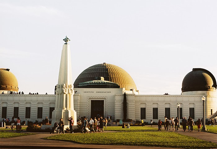 Griffith Observatory Portra 160 Nikon FM