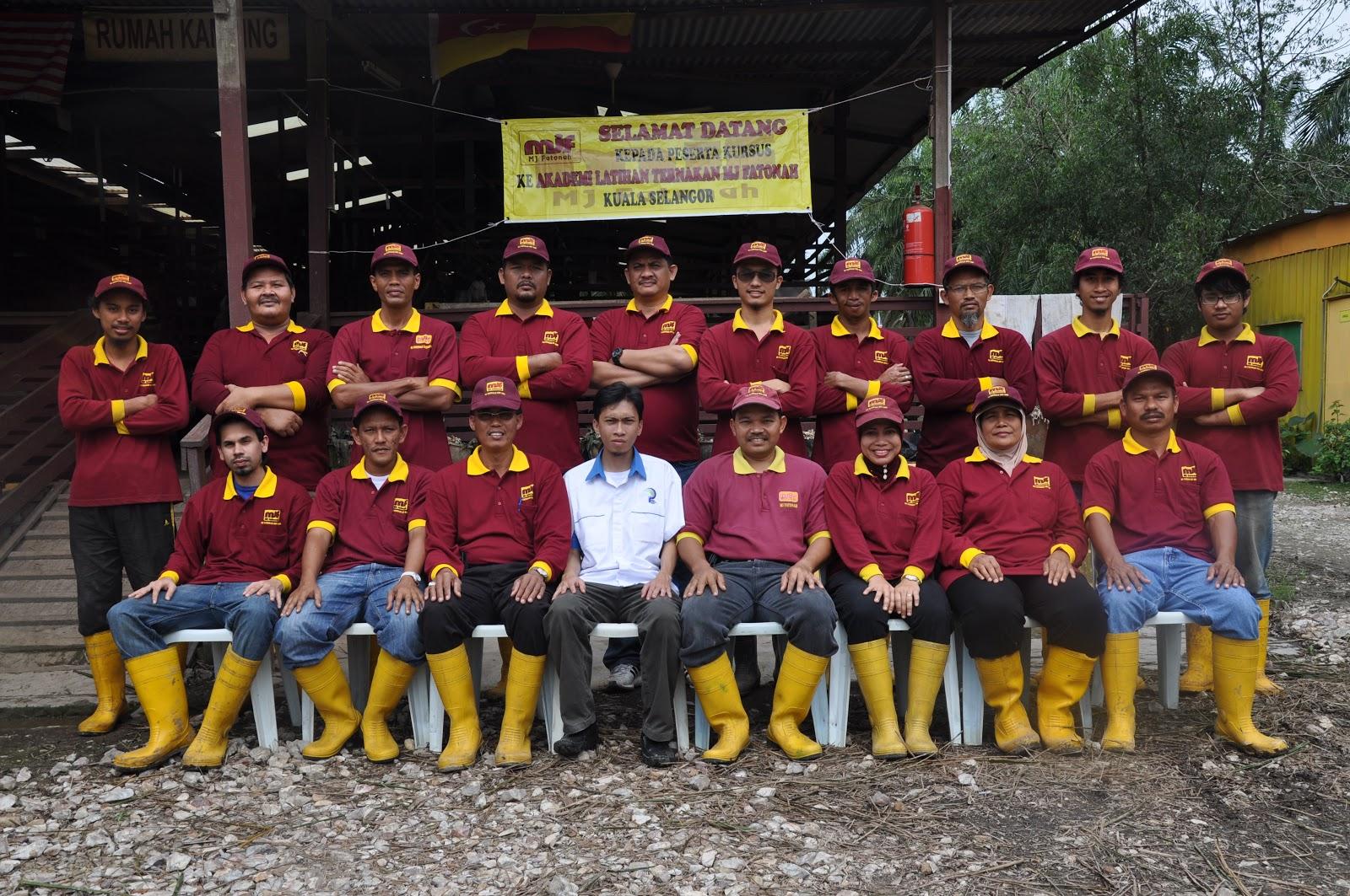 MJ FATONAH SDN BHD: Kursus Usahawan Ternakan Lembu & Kambing Anjuran ...