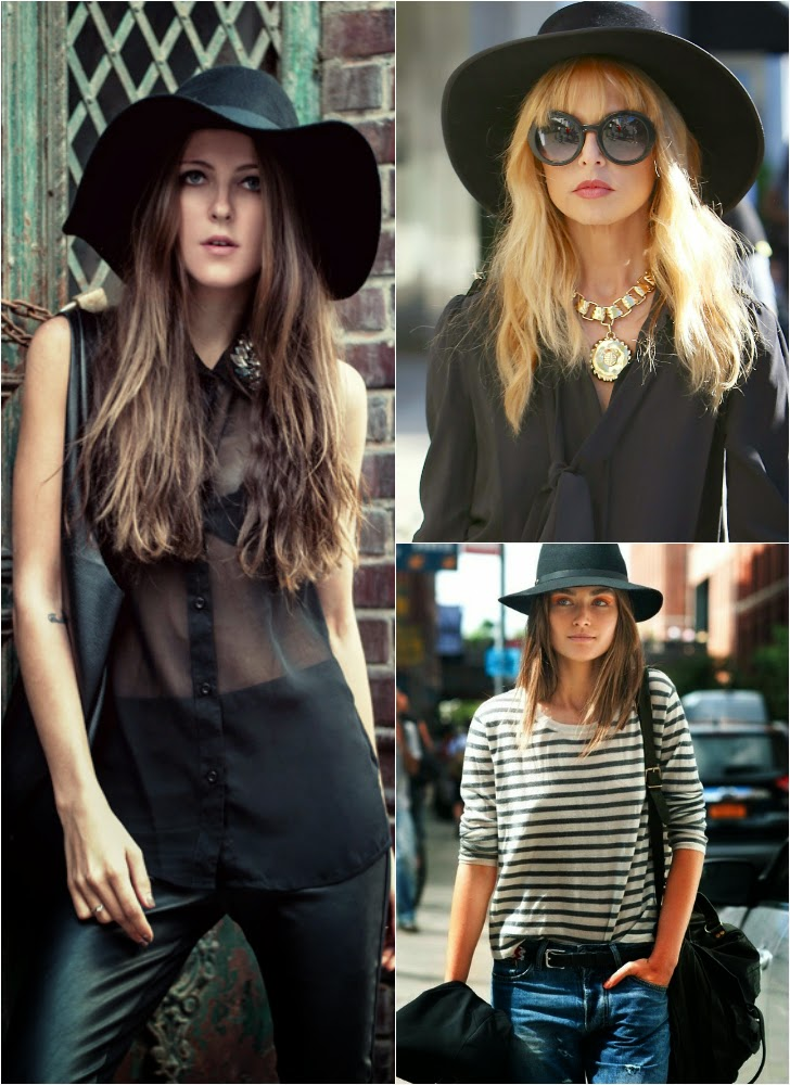 Fall Hat Fever: Inspiration