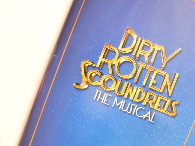 Dirty Rotten Scoundrels at The Regent Theatre