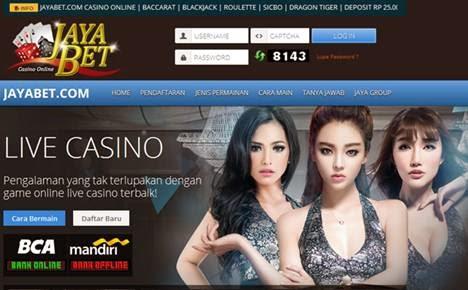 Agen Casino Terpercaya Online Jayabet.com