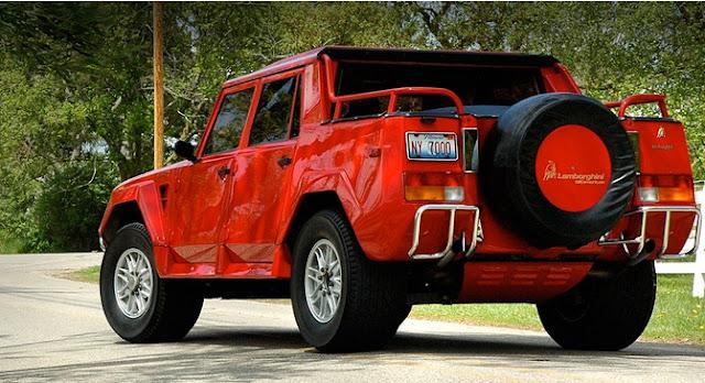 lamborghini truck